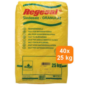 Regesal 1000 kg<br> 40 x 25 kg<br> € 5,70 per zak ex BTW