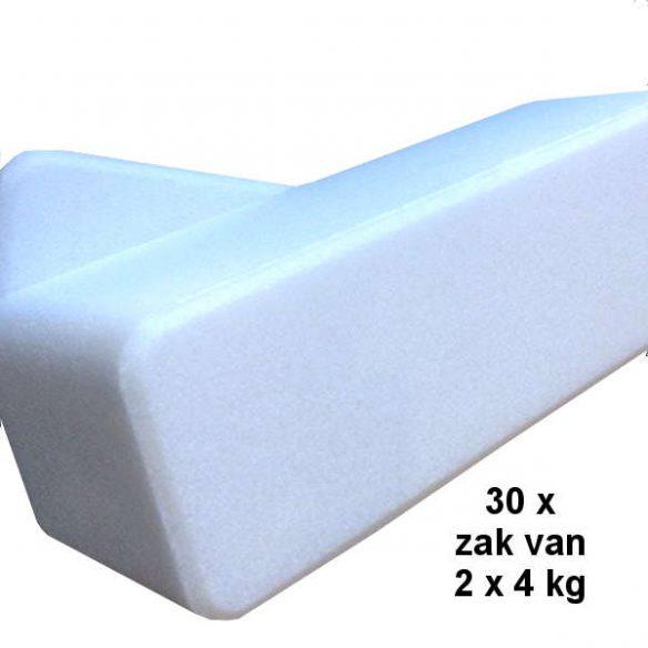 zoutblokken 30x2x4kg