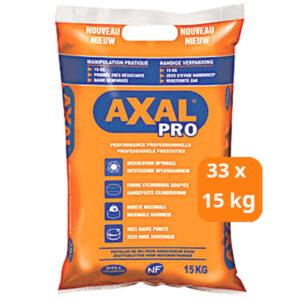 Axal Pro 33 x 15 kg