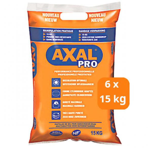 Axal Pro 6 x 15kg